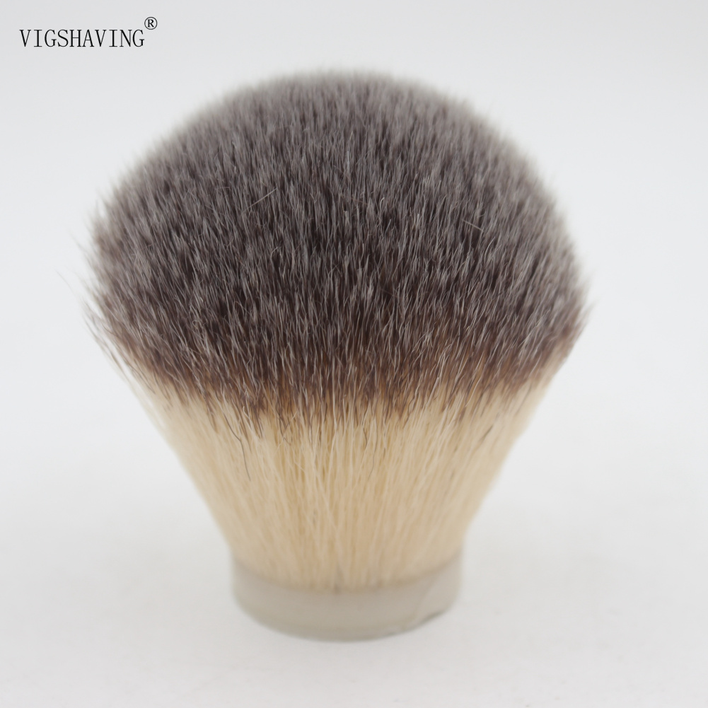 VIGSHAVING  New Synthetic Hair Shaving Brush Knots 6 Different Size (20mm/22mm/24mm/26mm/28mm/30mm)