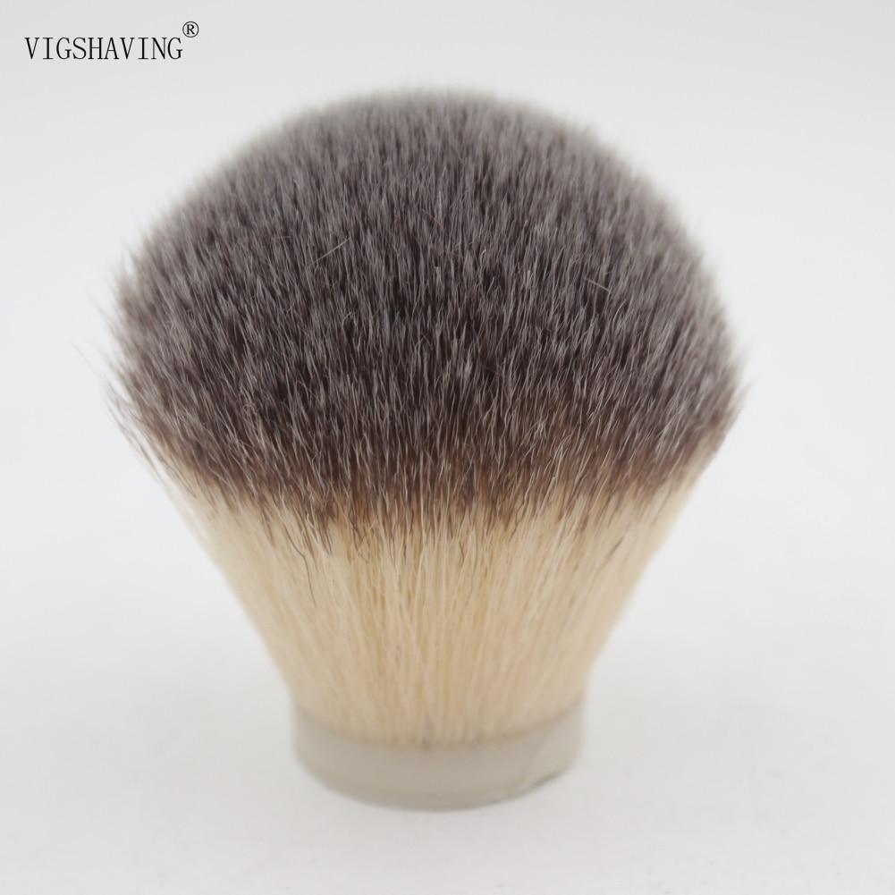 VIGSHAVING  New Synthetic Hair Shaving Brush Knots 6 Different Size (20mm/22mm/24mm/26mm/28mm/30mm)