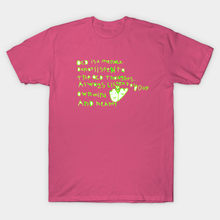Men t-shirt OCD is a menace. Do not listen to the OCD thoughts. Always listen to your own mind and heart! tshirt Women t shirt(China)