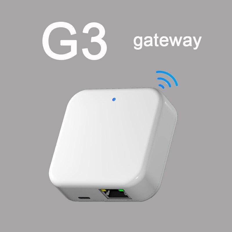 Шлюз G3 соединяет шлюз с приложением блокировки TT