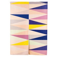 Geometric Pattern Door Curtain…
