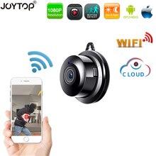 Sans fil Mini caméra IP 1080P HD IR Vision nocturne WIFI Micro caméra sécurité à domicile surveillance WiFi bébé moniteur caméra