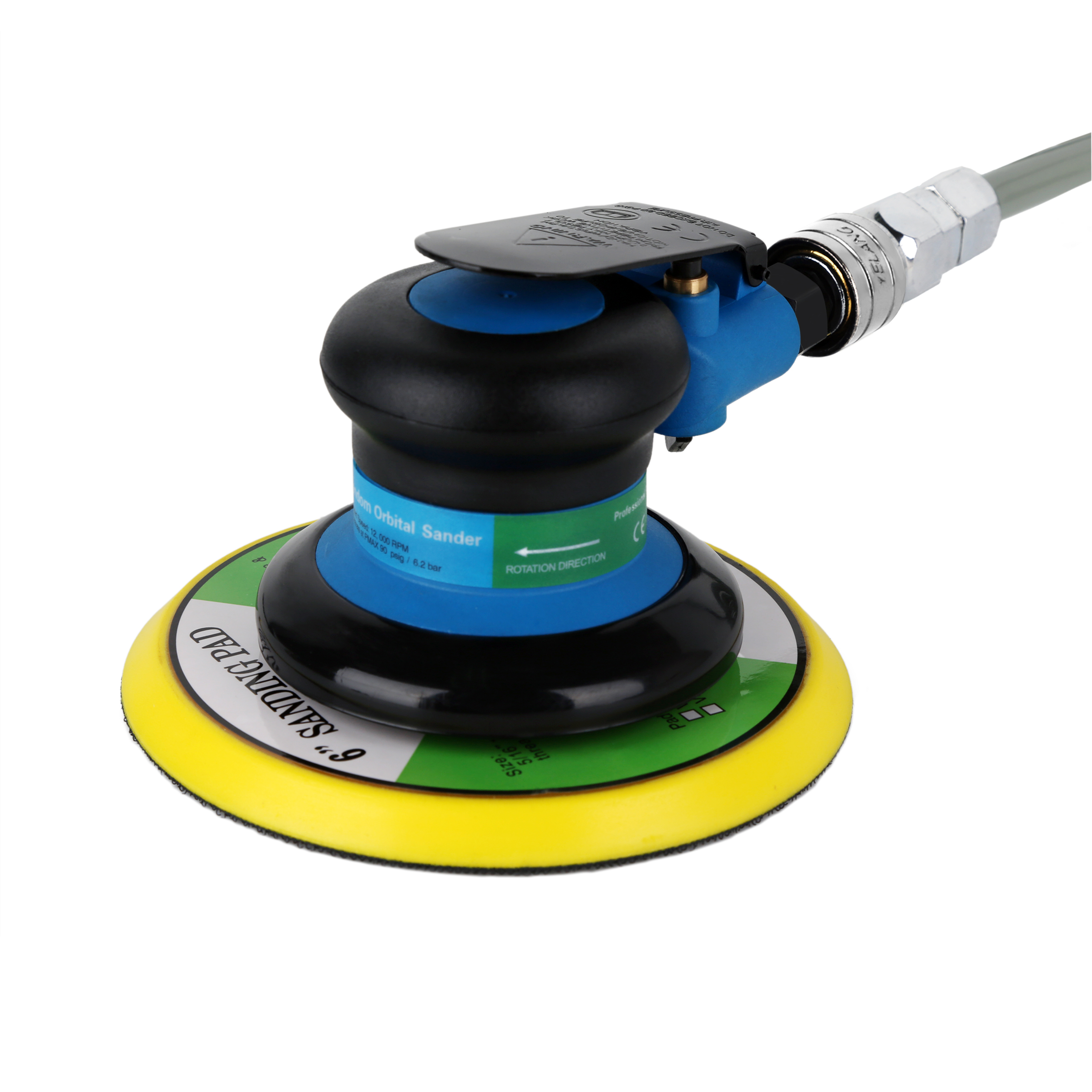 Electric Machine Care Tool Load 12000RPM Sander Polisher 6 Polisher 152mm No Woodworking Paint STARY Car Speed Polishing Inch