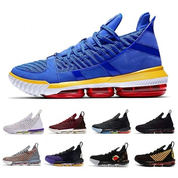Oreo XVI 16 Remix L SuperBron Sneaker Men's Basketball Shoes Sports & Lifestyle Sports Shoes