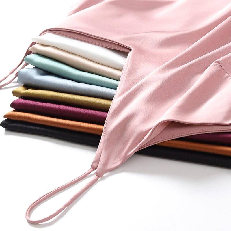 GOPLUS 2020 Strap Top Women Sexy Halter V Neck Sleeveless Vest Soft Tank Tops Underwear Plus