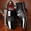 Men's shoes Leather Embossing Classic Fashion Luxury men shoes Wear resistant Non slip Mans footwear Anti slip Black shoes|Men's Casual Shoes| |  -