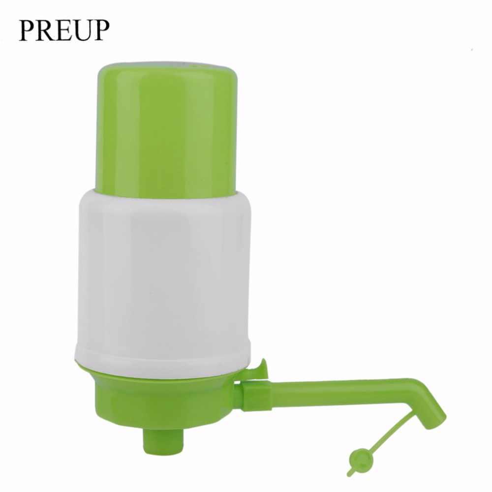 5 галлонов Бутилированная питьевая вода Ручной пресс ручной насос портативный
