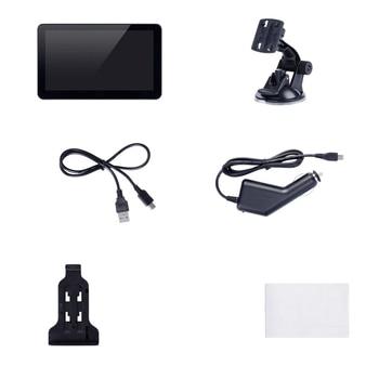 7 Inch Press Screen GPS Navigation TFT LCD Display GPS Universal Portable Navigator SAT NAV 8GB
