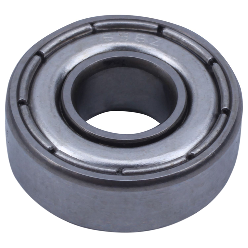 ABZB-6x15x5 mm Skateboard Bearings Steel Miniature Deep Groove Ball Bearing 696Z 696ZZ for Model Pack of 10 image