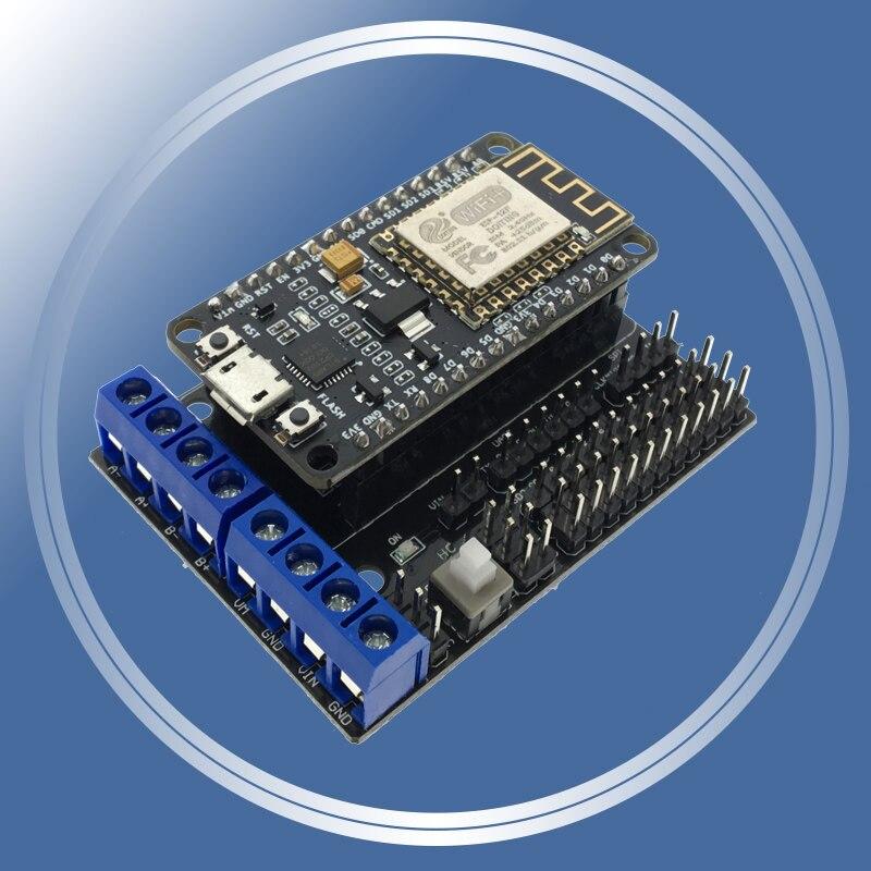 ESP 12E CP2102 NodeMcu Lua V2 Wireless Module Wifi Internet of Things (IOT) Development Board Based On ESP8266 Micro USB To TTL lua wifi nodemcu luawireless module - AliExpress