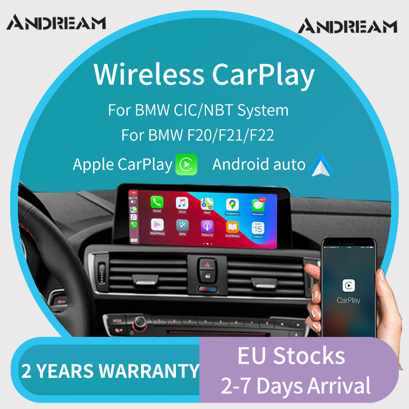 Apple Car for bmw Wireless BMW MINI CarPlay for bmw f20 All NBT System f01 f30 f22 f25 f30 f15 Rear View CAM Support IOS(China)