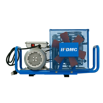 Compresor de aire de serie de alta presión DMC para equipo de buceo y respiración 300bar 4500psi