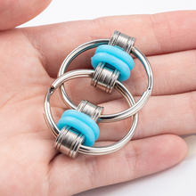 New Multicolor Fidget Chain Toys For Children Bike Chain Adults Autism ADHD Stress Relif Hands Toys Child Antistress Fidget Gift