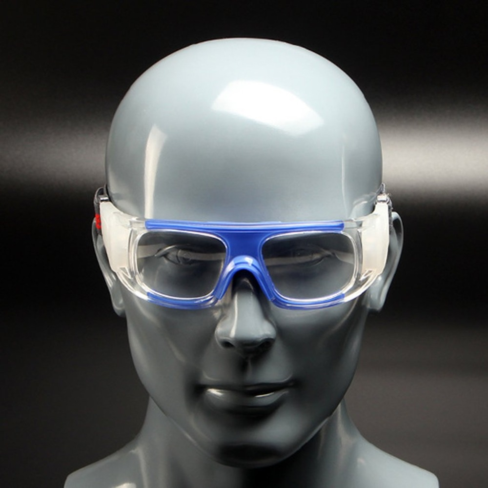 Anti-Impact Shockproof Basketball Soccer Football Sports Protective Eyewear Goggles Eye Safety Glasses Sport Dribbling Glasses