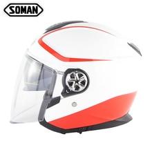 Visor Helmet Ventilated Helm Comfortable Motorcycle Helmet Detachable Casco Moto Casco Patinete Capacete De Motocicleta Uv Cut