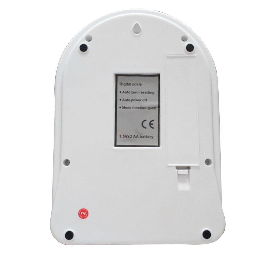 1 шт., портативные электронные весы, 5 кг-2