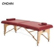 185cm * 60cm yatak + kapak + yastık yeni stil spa dövme güzellik mobilyası taşınabilir katlanabilir masaj yatağı yüz salonu masaj masası