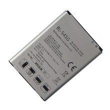 Original High Capacity BL-54SG Battery for LG G2 F320 F340L H522Y F260 D728 D729 H778 H779 D722 2610mAh body craft f320
