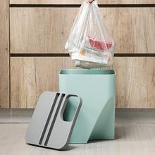 Family Stackable Sorting Trash Recycling Bin