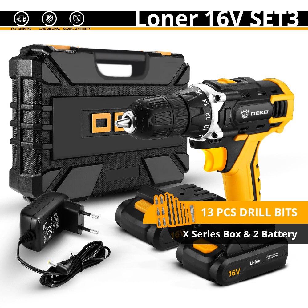 Loner 16V SET3
