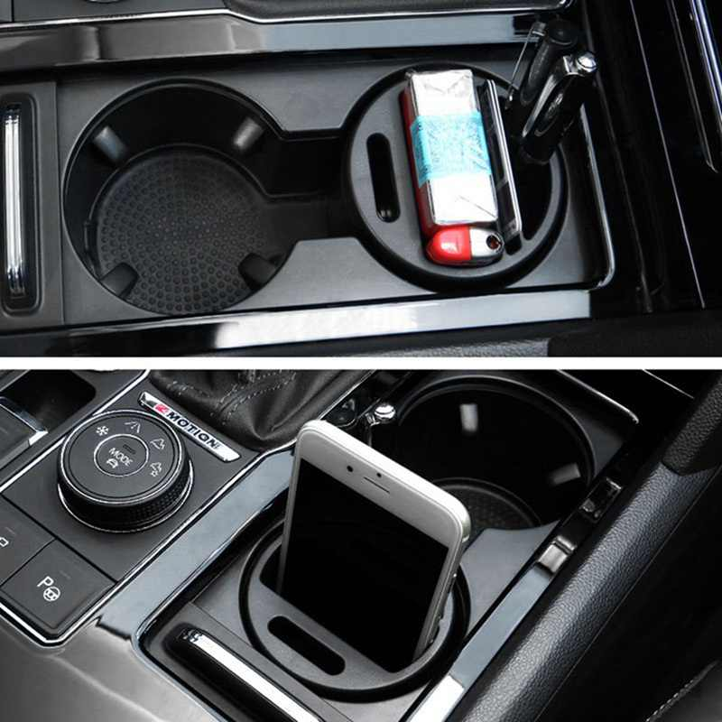 Car Organizer Box Coin Storage Auto Armrest Cup Card Cigarette Universal For KIA Toyota BMW Mazda Ford Goods Accessories