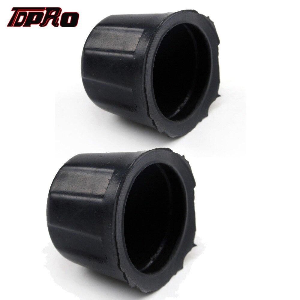 Dust rubber Cap cover 49mm for rim wheel 110 125cc 250cc 300cc ATV Quad Go Kart