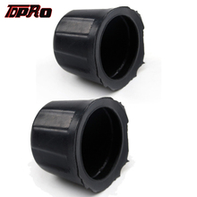 TDPRO Black Rubber New Go Kart Dust Cap Cover For Rim Wheel 110cc 125cc 250cc 300cc ATV Quad Quad Buggy Dirt Pit Bike 4 Wheeler tdpro 12v starter motor relay solenoid motorcycle moped for gy6 90cc 110cc 125cc 250cc atv go kart buggy dirt pit bike scooter