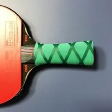Профессиональная рукоятка для пинг-понга, поглощающая пот, для настольного тенниса, резиновая рукоятка для бадминтона, сменные ракетки для настольного тенниса