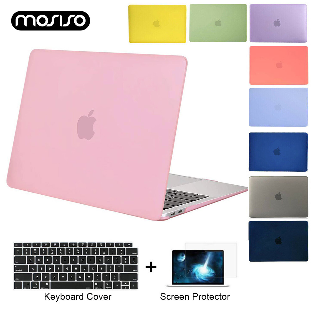 A2251 A2289 Laptop case for 2020 Macbook Pro Air 13 15 11 inch A2179 A1932 A1706 pro 13 hard case A1466 A1502 A1707 Carry Cover