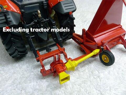 cortador de grama acessorios trator veiculo agricola modelo liga colecao modelo