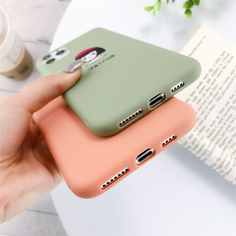 Hb012161f7bac4dbb8b686aa23c51ced8h - Lovebay Silicone Phone Cases For iPhone 7 XR 11 Pro Avocado Waves Cactus For iPhone 5SE 6 6s 8 Plus X XS Max Soft TPU Back Cover