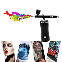Auto Start and Stop Airbrush Scale Models Beauty Salon Piston Air Compressor Cookies Temporary Tattoo Sunless Tanning Automotive