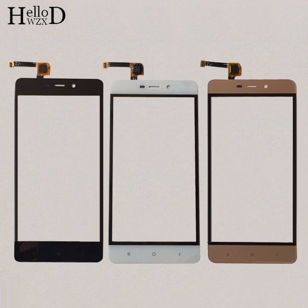 <font><b>TouchScreen</b></font> Touch Panel For <font><b>Xiaomi</b></font> <font><b>Redmi</b></font> <font><b>4</b></font> <font><b>Pro</b></font> 4Pro Touch Sscreen Front Glass Digitizer Panel Sensor Protector Film image
