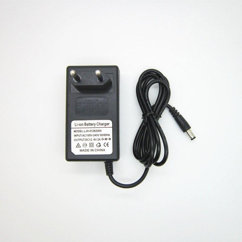 8,4 V 12,6 V 16,8 V 2A 2000ma адаптер питания 8,4 12,6 16,8 V зарядное устройство DC 5,5*2,1 MM для 18650 литий-ионная батарея