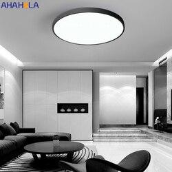 LED ronde mural Plafonniers cuisine salle de bain lampe bas panneau plafond moderne à LEDs lampes pour salon Plafonniers