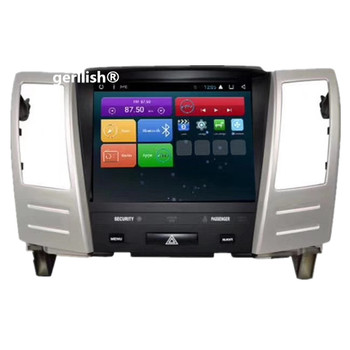"8.2""Android multimedia dvd player gps for Lexus RX330 /RX300/RX350/RX400H (2004-2008) car stereo with Wifi /GLONASS/USB Port image"