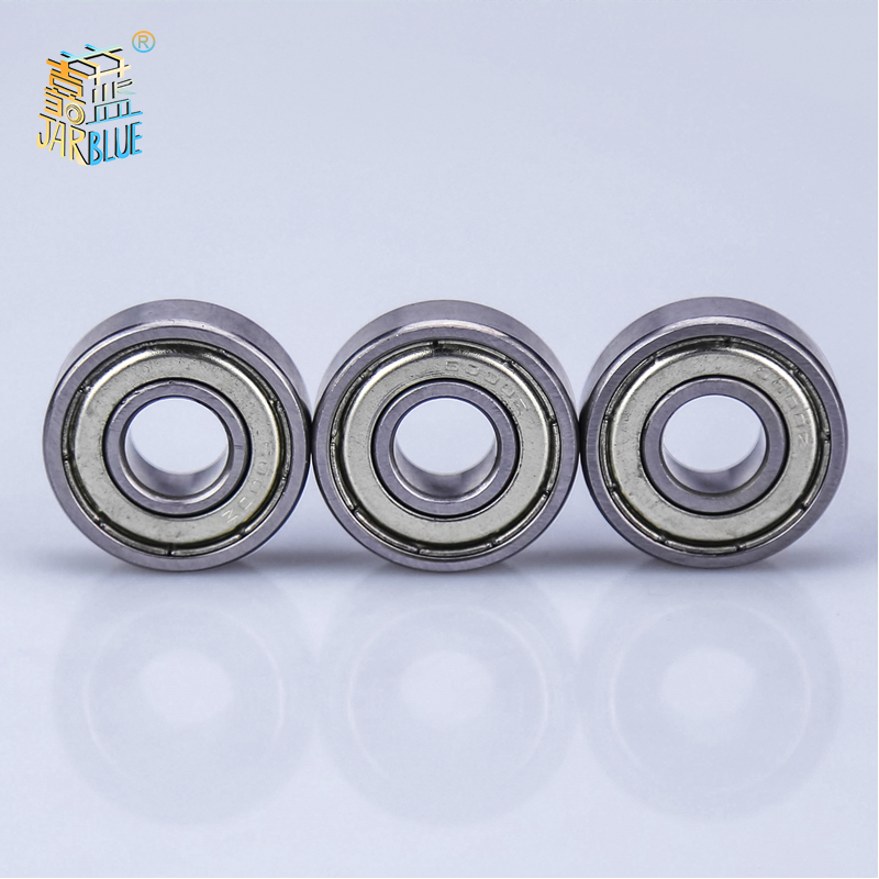 10 Pcs S683zz Abec-7 Bearings 3x7x3 Mm Stainless Steel Ball Bearings Ddl-730zz