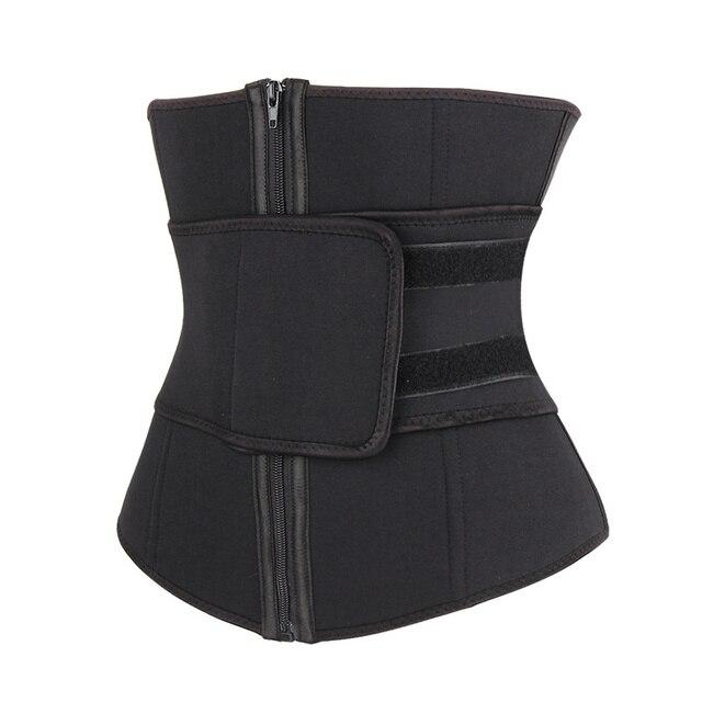 Women Waist Trainer Belt,Sweat Pressurized Boned Body Shaper Slimming Corsets,Sport Modeling Strap Magic Stick Breathable Corset 3
