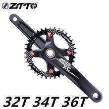 Звездочка для горного велосипеда ztto 170 мм 1 шт одинарная