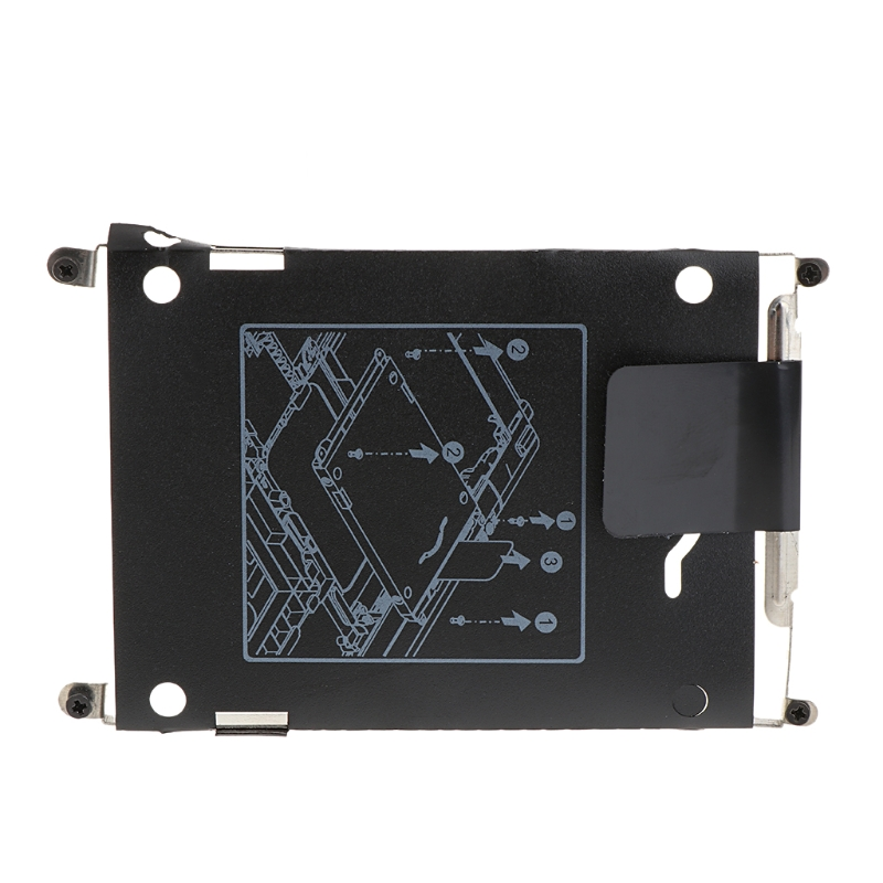 Жесткий диск Caddy лоток для жесткого диска кронштейн с винтами для hp EliteBook 820 720 725 G1 G2