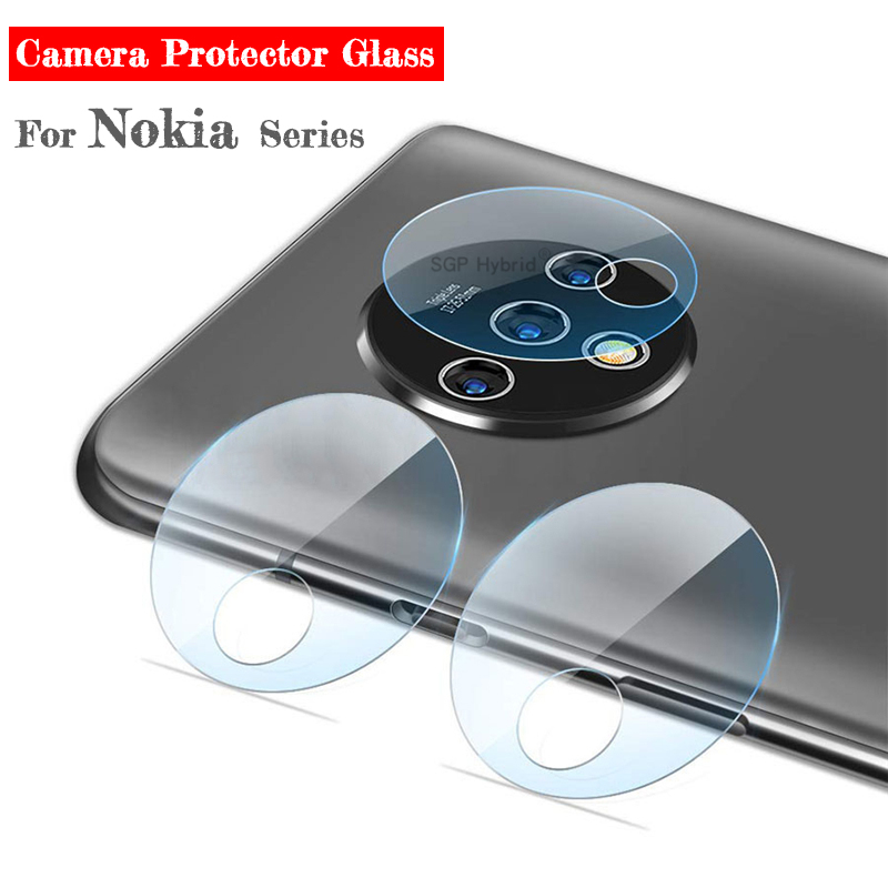 9H Clear Lens Tempered Glass For Nokia 7.2 6.2 3.2 2.2 Full Cover Back Camera Glass For Nokia 7.2 6.2 3.2 2.2 Lens Protector