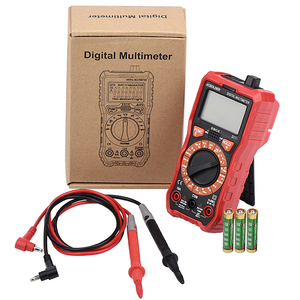 Image 2 - JCD Soldering iron kit with Digital Multimeter Auto Ranging 6000 counts AC/DC 80W 220V Adjustable Temperature welding solder tip
