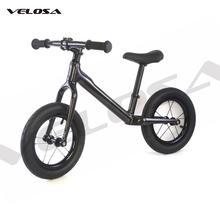 12 cal rama z włókna węglowego dzieci węgla rowerów dla dzieci rowerek biegowy dla 2 ~ 4 lat dziecko węgla kompletny rower dla dzieci tanie tanio velosa Rower równowagi 80-120cm 2 5kg Nie Amortyzacja Inne pedały Rama twardego (nie tylny amortyzator) 30kg
