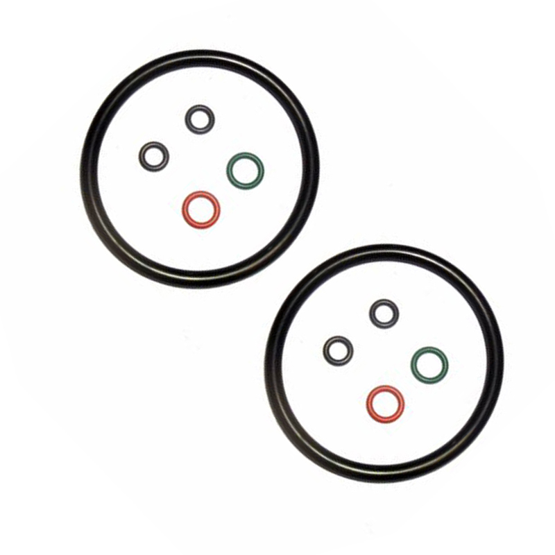 2 Sets O-ring + 4*Post O-rings + 4*Dip Tube O-rings Replacement Kit Seal Gasket Washer Beer Soda For Ball Lock Kegs