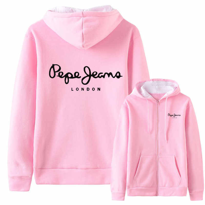 Hoodies Women Print Letter hoody Casual White Black Pink Hip Hop High Quality Sportswear 2019 Autumn and Winter Luxury Brand