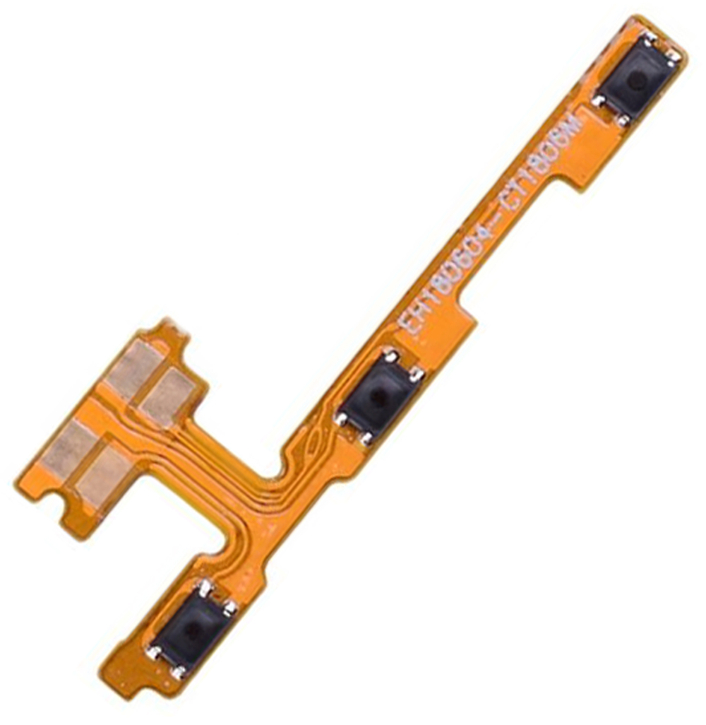 Volume Button Power Switch On Off Key Flex Cable Ribbon For Honor 9I 10 Lite View 10