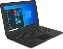 10.1 Polegada portátil portátil portátil mini computador portátil notebook ultra fino com intel atom z8350 4gb ram e 64gb de armazenamento com windows10 os