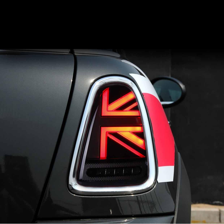 Car Styling For MINI Cooper R56 R57 R58 R59 Tail Lights 2006-2016 For MINI Rear Light DRL+Turn Signal+Brake+Reverse LED Lights