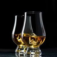 Премиальный кристалл стеклянный Тумблер для виски, 2 шт, домашний бар неправильное пулевое стекло, 190 мл пинтовое стекло, ремесло пивное стек...