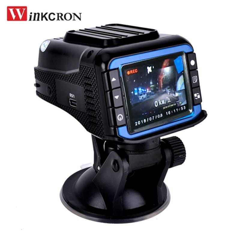 Melhor 2 em 1 detector de radar do carro dvr câmera (russo & inglês) traço cam gravador de vídeo anti radar g-sensor registrador de vídeo